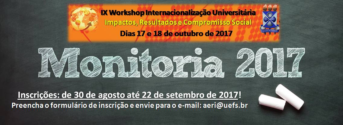 Monitoria IX WIU