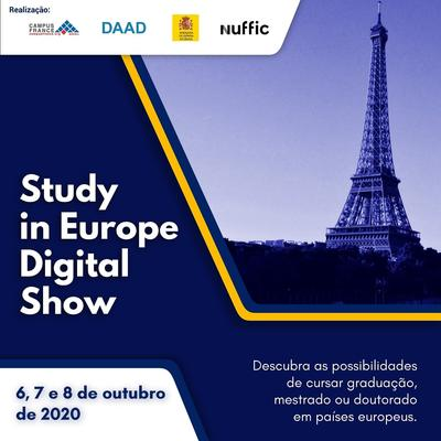 Study in Europe Digital Show